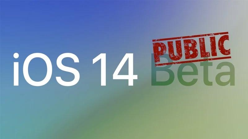 نصب ios14 و ipadOS14