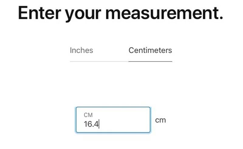 چگونه مچ خود را با متر اندازه بگیریم؟