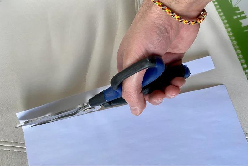 چگونه مچ خود را با استفاده از خط کش،برگه و خودکار اندازه گیری کنیم؟