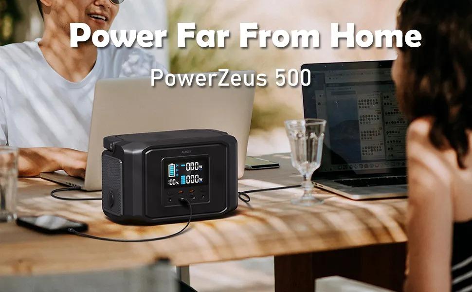 PowerZeus 500 برند Aukey