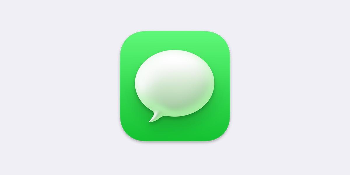 پیام رسان اپل